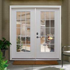 Steves & Sons 72 in. x 80 in. Retrofit Prehung Right-Hand $748 @HD Inswing Primed White Steel Patio Door-STPFL_PR_72_4IRH - The Home Depot