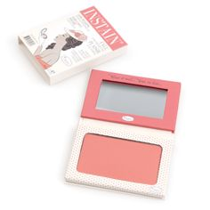 The Balm Instain Long Wearing Powder Blush Swiss Dot The Balm Blush, Makeup Must Haves, Gift List, Skin Makeup, Bronzer, Make Up, Skin Care, Face, Swiss Dot