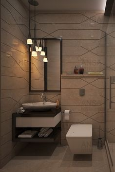 Check out the actual bathroom interior design ideas from the luxury interior designing projects Ansa Interiors has done for its clients. Toilet And Bathroom Design, Washroom Design, Vanity Design, Bathroom Tile Designs, Toilet Design, Bathroom Design Luxury, Bathroom Layout, Home Interior Design, Washroom Tiles
