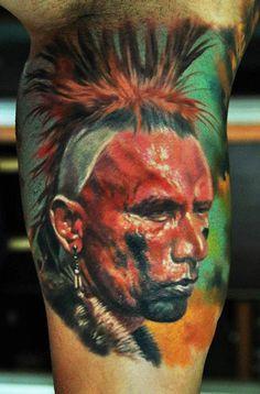 Tattoo by Den Yakovlev | Tattoo No. 8325