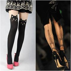 Such creative stockings you have not seen