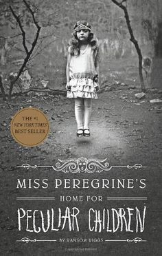 Miss Peregrine's Home for Peculiar Children by Ransom Riggs http://librarycatalog.becker.edu/search~S0/i?SEARCH=1594744769