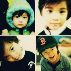 Eye Candy: Adorable childhood photos of SM Entertainment male artists Lee Donghae, Leeteuk, Heechul, Taemin, Super Junior Donghae, Dong Hae, Childhood Photos, K Pop Star, Last Man Standing
