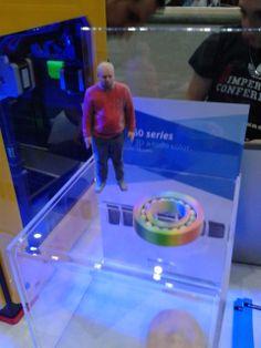 Las impresiones de Sicnova 3D en el mulafest