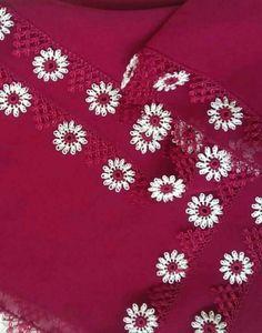 Yazma Needle Lace, Tatting, Braids, Sewing, Diy Crafts, Chrochet, Tejidos, Needlepoint, Flowers
