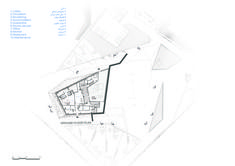 New Wave Architecture Designs Rock Gym for Polur,Ground Plan. Image © New Wave Architecture