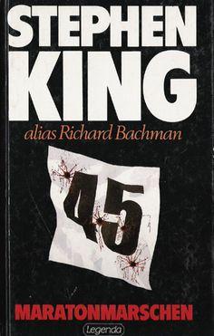 Marathonmarschen - Stephen King. The only book that made me feel nausea.