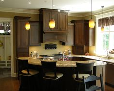 good layout for smaller kitchen
