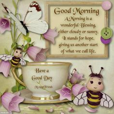 ≥^.^≤   A morning is a wonderful blessing rain or shine    ≥^.^≤