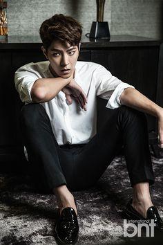 Hong Jjong for Arena & BNT (Extremely image heavy) Korean Star, Korean Men, Asian Men, Hong Jong Hyun, Jung Hyun, Asian Actors, Korean Actors, Kdrama, Lee Dong Wook