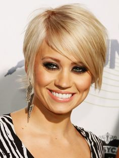 Kimberly Wyatt at a Pussycat Dolls performance in Sydney. http://beautyeditor.ca/2013/06/05/got-damaged-hair-like-reader-bianca-heres-the-cut-and-colour-rx-from-celebrity-hairstylist-bill-angst