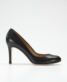 Ann Taylor - AT Sale Shoes - Perfect Leather Pumps (currently sold out 3/29/13)