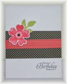 Scrappin' and Stampin' in GJ  I think  Washi would work for this!