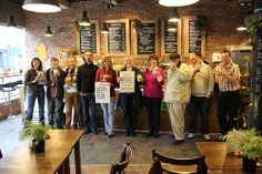 Small Business Saturday in Swindon's Old Town
