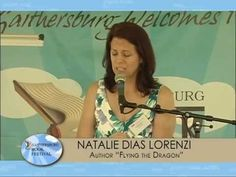 Natalie Dias Lorenzi is a school librarian and teacher, specializing in teaching English as a Second Language. Teaching In Japan, Book Festival, School Librarian, Second Language, Teaching English, Fun Facts, Novels, Dragon, Author