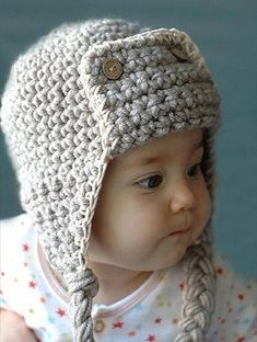 10 DIY Cute Kids Crochet Hat Patterns – 101 Crochet Patterns We have here 10 DIY cute kids crochet hat patterns which have been raised in vibrant colors and have been designed in cartooned character which will held much Crochet Kids Hats, Crochet For Boys, Crochet Beanie, Crochet Crafts, Crochet Projects, Free Crochet, Knitted Hats, Knit Crochet, Funny Crochet