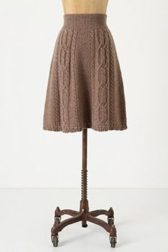 Cable Skirt