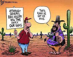 The truth on gun control, hahaha