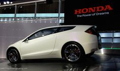 CRX Concept. Bout to be the only Honda worth driving.