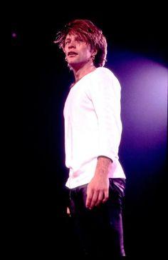 Jon Bon Jovi circa 1993