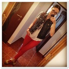 ZADIN: June - daily outfits Married Life, Make Me Smile, Leather Pants, June, Selfie, Outfits, Fashion, Leather Jogger Pants, Clothes