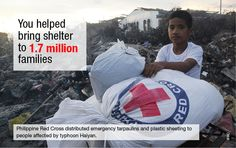 Typhoon Haiyan: 3 months on-what you have helped us achieve You Make A Difference, Tweet Tweet, 3 Months, Change, How To Make