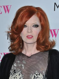 Shirley Manson Hair