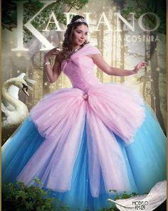 Vestidos de 15 diseños Kariano