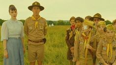 Tracklist Released for Wes Anderson's Moonrise Kingdom Soundtrack // YES