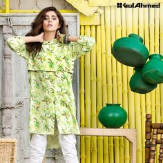 Gul Ahmad New Winter Fall Collection 2016