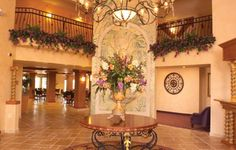 The beautiful Mediterranean boutique Castillo Real St. Augustine Beach is three miles from the Historic District. Saint Augustine Beach, Love And Marriage, Weekend Getaways, Places To Go, Florida, Table Decorations, Friends, Wedding, Amigos