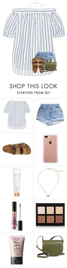 """""""oh guys, i love our polyvore family <3 rtd"""" by classyandsassyabby ❤ liked on Polyvore featuring MICHAEL Michael Kors, Birkenstock, Belkin, OJAS, Kate Spade, Too Faced Cosmetics, Anastasia Beverly Hills, NARS Cosmetics, Tory Burch and Summer"""