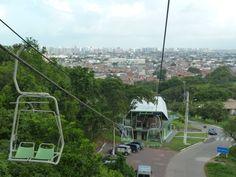Teleférico do Parque da Cidade