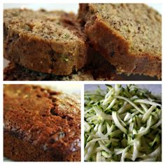 Low FODMAP Zucchini Bread Recipe - This was very simple and delicious, however next time I'm going to try it with a little less sugar and oil. Fodmap Breakfast, Breakfast Recipes, Free Breakfast, Breakfast Ideas, Food Map Diet, Food Food, Fodmap Baking, Fodmap Recipes, Fodmap Foods