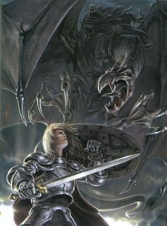 EOQYN AND THE NAZGUL