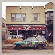 WRITE: Fuel Cafe in Milwaukee, WI