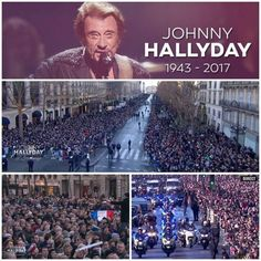 A dieu Johnny. Repose en paix. Johnny Haliday, Rock N Roll, U2, Star Wars, Rocker Girl, Envy, Rock Roll, Rock And Roll, Starwars