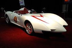 Speed Racer Mach 5 From the 2008 movie. Based on the 1967-68 Japanese cartoon.