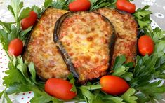 Greek Recipes, Salmon Burgers, Garlic, Eggs, Chicken, Meat, Breakfast, Ethnic Recipes, Food