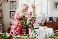 Katie Spicer Photography - Sabine Darrall - Florist