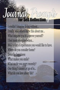 11 Journal Prompts for Self Reflection - Nourishing Parenting Journal Writing Prompts, Journal Ideas, Morning Pages, Mental Health Journal, I Am Statements, Stream Of Consciousness, Writing Challenge, Positive Living, What Inspires You