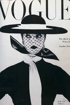 June 1950 Hats on the cover of Vogue - British Vogue (Vogue.com UK)