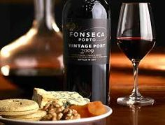 What foods go well with Vintage Port? The traditional accompaniments to Vintage Port are Stilton, and/or walnuts. Moet Chandon, Wine Cocktails, Alcoholic Drinks, Cheddar, Masterchef, Wine Down, Bar Menu, Wine Recipes, Wines