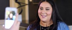 PHOTO: Claudia Oshry, known as @girlwithnojob on Instagram, is a social media influencer with millions of followers.