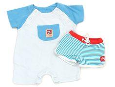 Spieler und Badehose der Marke Prenatal - Gr. 56-62