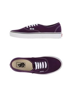 Vans U Authentic - Women Low-Tops on YOOX.COM. The best online selection of Low-Tops Vans. YOOX.COM exclusive items of Italian and international designers - Secure payments