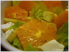 Jam Hands: Secret Recipe Club - Orange Vinaigrette from The Tasty Cheapskate Paleo Recipes, Great Recipes, Favorite Recipes, Paleo Food, Citrus Vinaigrette, Vinaigrette Dressing, Food Club, Frugal Meals, Family Meals