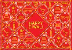 Diwali Invite on Behance