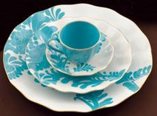 kate spade china rich color and design