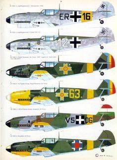 39 Messerschmitt Bf109
